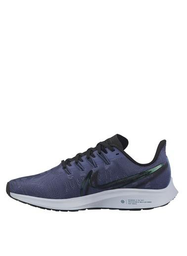 Nike Nike Air Zoom Pegasus 36 Kadın Koşu Ayakkabısı Mor